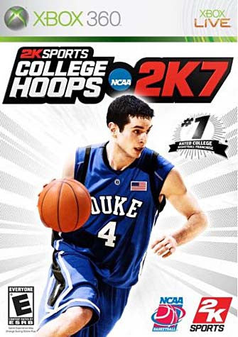 College Hoops 2K7 (XBOX360) XBOX360 Game