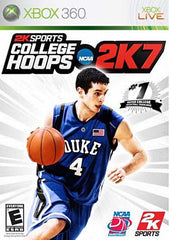 College Hoops 2K7 (XBOX360)