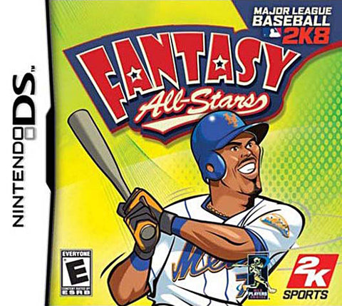 Major League Baseball 2K8 Fantasy All-Stars (DS) DS Game