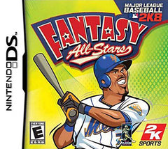 Major League Baseball 2K8 Fantasy All-Stars (DS)