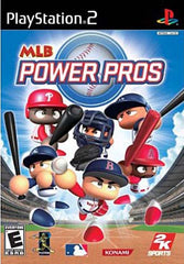 MLB Power Pros (Limit 1 copy per client) (PLAYSTATION2)