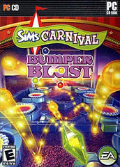 The Sims Carnival - Bumper Blast (PC)
