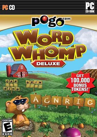 Word Whomp Deluxe (PC) PC Game