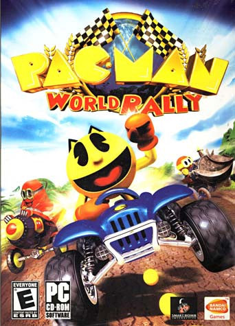 Pac Man - World Rally (PC) PC Game