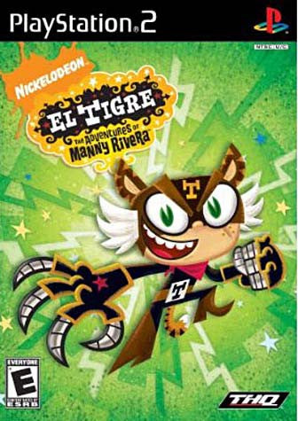 El Tigre - The Adventures Of Manny Rivera (Limit 1 copy per client) (PLAYSTATION2) PLAYSTATION2 Game