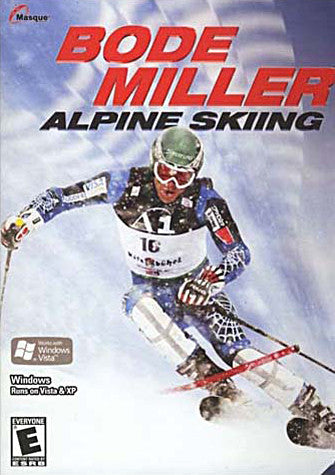 Bode Miller - Alpine Skiing (PC) PC Game