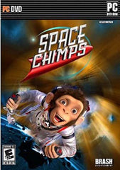 Space Chimps (DVD) (Limit 1 copy per client) (PC)