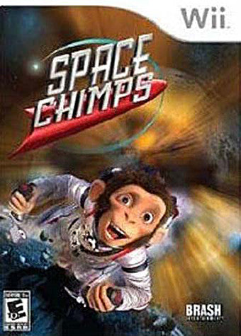 Space Chimps (NINTENDO WII) NINTENDO WII Game