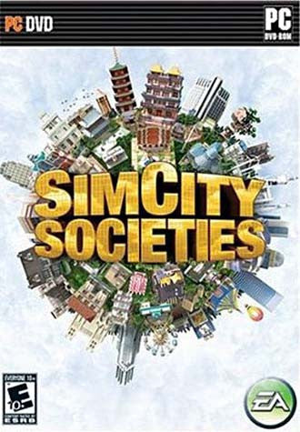 SimCity Societies (PC) PC Game