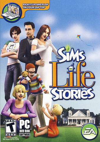 The Sims - Life Stories (PC) PC Game