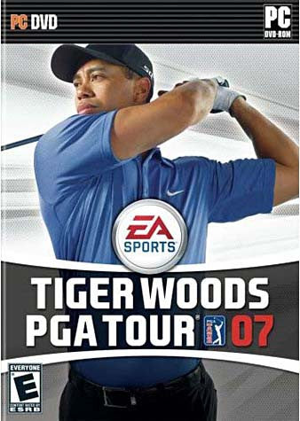 Tiger Woods PGA Tour 07 (PC) PC Game