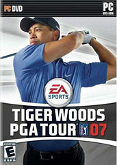 Tiger Woods PGA Tour 07 (PC)