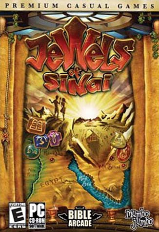 Jewels of Sinai (PC) PC Game