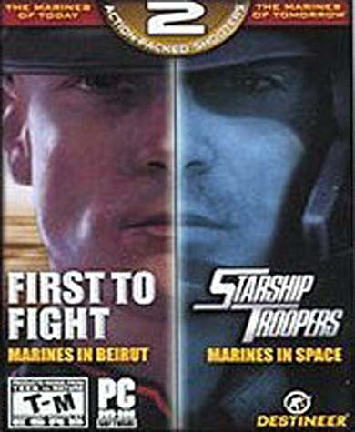 First To Fight / Starship Troopers (PC) PC Game