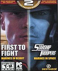 First To Fight / Starship Troopers (PC)