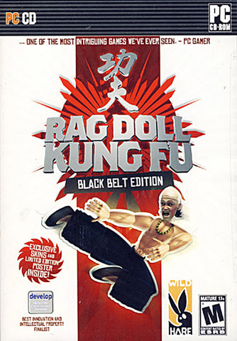 Rag Doll Kung Fu - Black Belt Edition (PC) PC Game