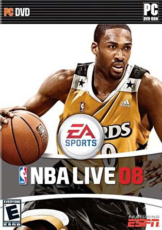 NBA Live 08 (PC) PC Game