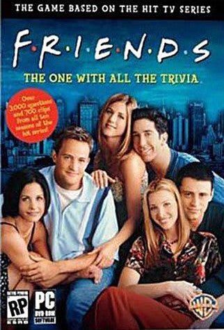 Friends - The One With All the Trivia (PC) PC Game
