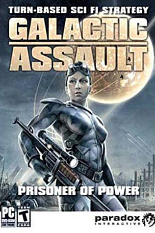 Galactic Assault - Prisoner of Power (PC) PC Game