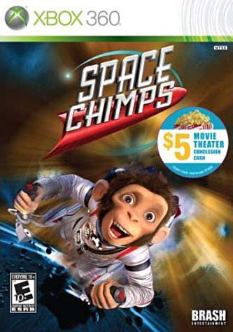 Space Chimps (XBOX360) XBOX360 Game