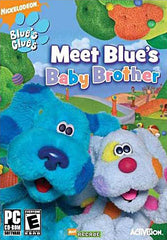 Blue's Clues - Meet Blues Baby Brother (PC)