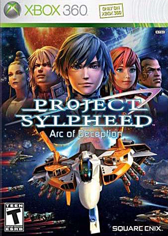Project Sylpheed - Arc of Deception (XBOX360) XBOX360 Game