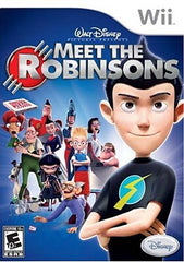Meet the Robinsons (NINTENDO WII)