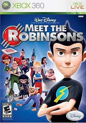 Meet The Robinsons (XBOX360) XBOX360 Game