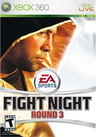 Fight Night Round 3 (XBOX360) XBOX360 Game