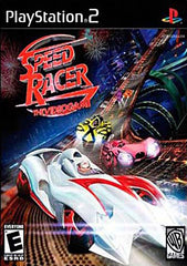 Speed Racer - The Videogame (PLAYSTATION2)