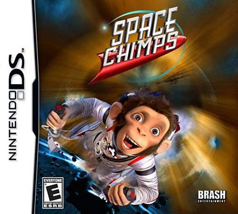 Space Chimps (DS) DS Game