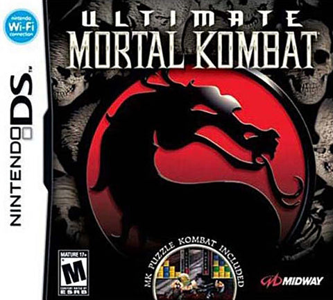 Ultimate Mortal Kombat (DS) DS Game