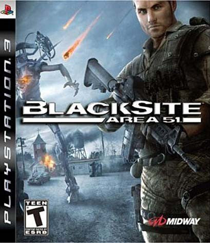 Blacksite - Area 51(Bilingual Cover) (PLAYSTATION3) PLAYSTATION3 Game