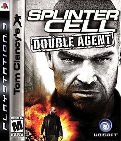 Tom Clancy s Splinter Cell - Double Agent (Bilingual Cover) (PLAYSTATION3) PLAYSTATION3 Game