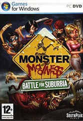 Monster Madness - Battle for Suburbia (French Version Only) (PC)