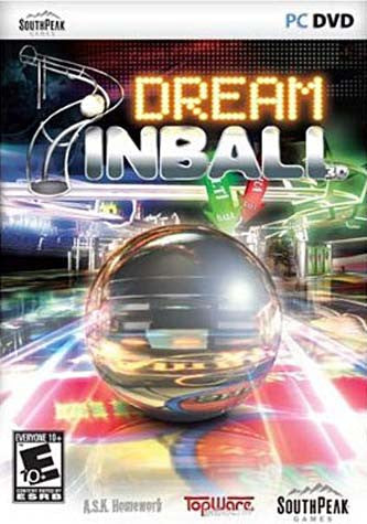 Dream Pinball 3D (DVD) (PC) PC Game