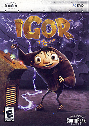 IGOR - The Game (Limit 1 copy per client) (PC) PC Game