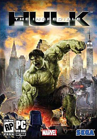 The Incredible Hulk (DVD) (Limit 1 per Client) (PC) PC Game