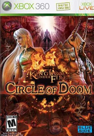 Kingdom Under Fire - Circle of Doom (XBOX360) XBOX360 Game