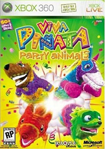 Viva Pinata - Party Animals (XBOX360) XBOX360 Game