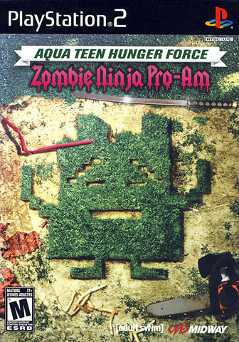 Aqua Teen Hunger Force - Zombie Ninja Pro-Am (Limit 1 copy per client) (PLAYSTATION2) PLAYSTATION2 Game