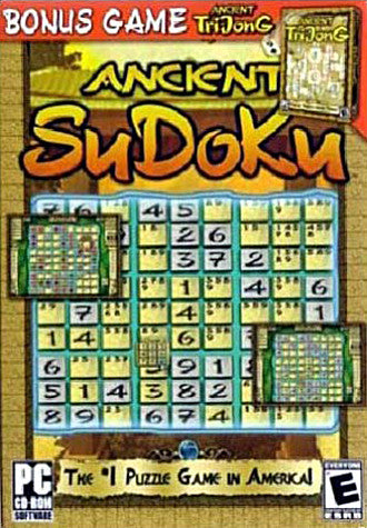 Ancient Sudoku w/ Ancient Tri-Jong (PC) PC Game