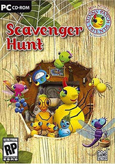 Miss Spider Scavenger Hunt (Win and Mac) (PC)