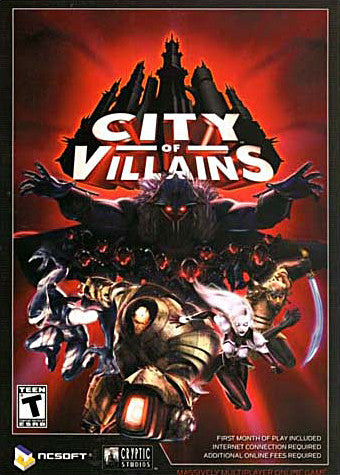 City of Villains (PC) PC Game