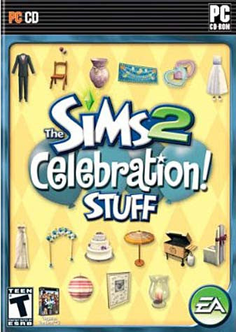 The Sims 2 - Celebration Stuff (PC) PC Game