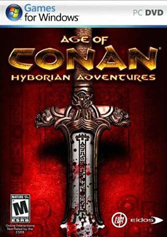 Age of Conan - Hyborian Adventures (PC DVD) (PC) PC Game