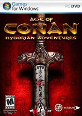 Age of Conan - Hyborian Adventures (PC DVD) (PC)