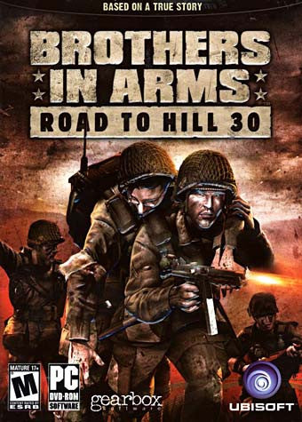 Brothers in Arms - Road To Hill 30 (PC DVD) (Limit 1 copy per client) (PC) PC Game