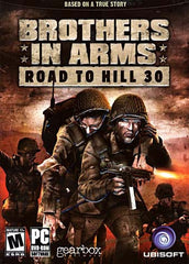 Brothers in Arms - Road To Hill 30 (PC DVD) (Limit 1 copy per client) (PC)