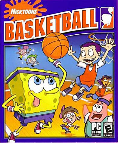 Nicktoons Basketball (PC) PC Game